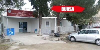 Bursa Çekirge Devlet Hastanesi Pilot Semt Polikliniği