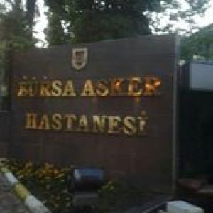 Bursa Çekirge Askeri Hastanesi