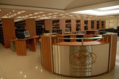 Nilüfer Akkılıç Kütüphanesi