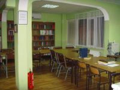 İznik İlçe Halk Kütüphanesi
