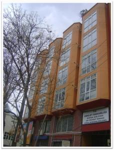 Bursa Adliyesi İcra Müdürlükleri Ek Hizmet Binası