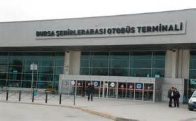 Bursa Şehirlerarası Otobüs Terminali
