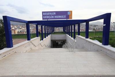 Beşevler Gençlik Spor Merkezi