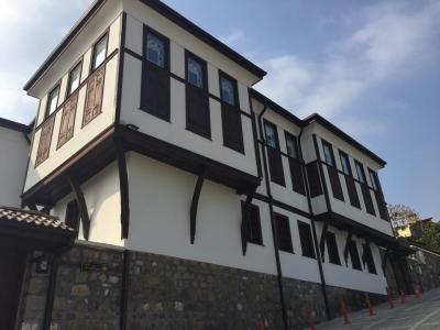 Tarihi Paşa Konağı