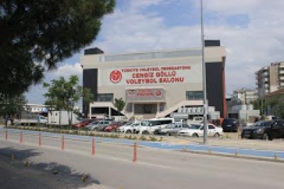 TVF Cengiz Göllü Voleybol Salonu