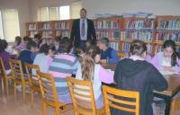 Yenişehir Süleyman Paşa İlçe Halk Kütüphanesi